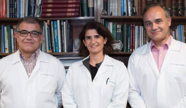 Pacientes valorados por médicos especialistas