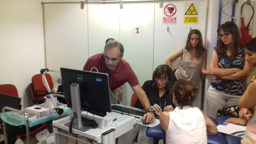 curso electrodiagnóstico