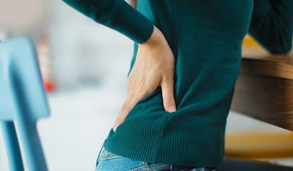 dolor de espalda y Navidad