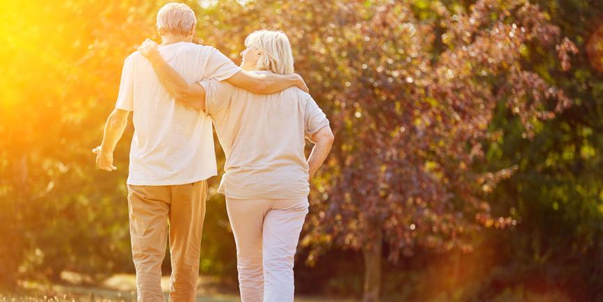 ejercicio físico de personas mayores