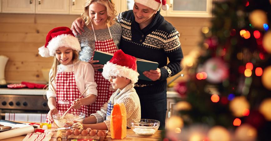 cocinar en navidad