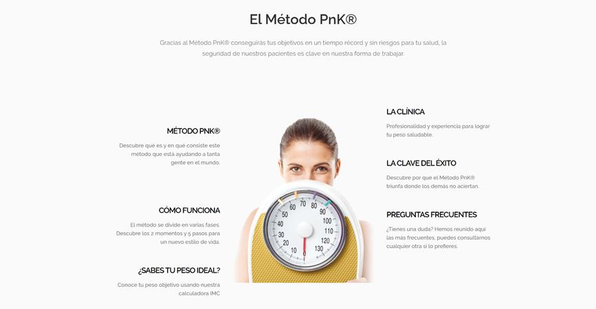 método pnk