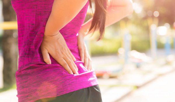 dolor espalda en verano destacada