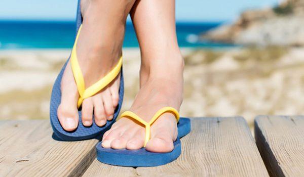 lesiones pies verano destacada